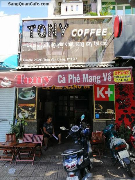 Sang gấp quán cafe  ( đối diện quán Sóc Sun )
