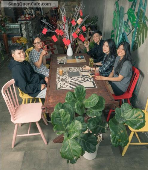 Sang Quán Cafe 323 Hoàng Sa, Tân Định, Q. 1