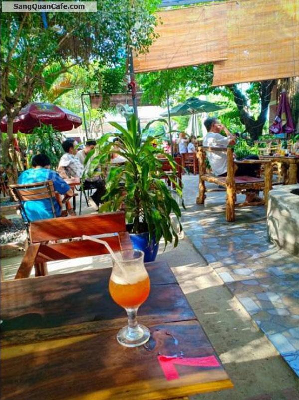 Cần sang quán cà phê sân vườn 380m2