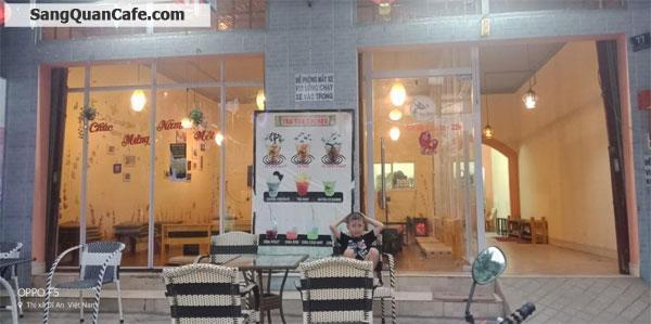 Sang quán cafe, trà sữa gần chợ Dĩ An 1