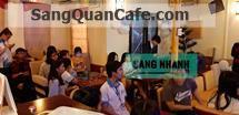 Cần sang gấp quán cafe - Phòng trà ca nhạc cổ điển