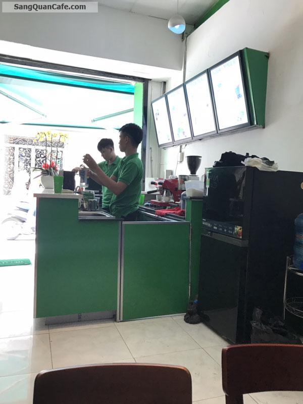 Sang nhượng shop cafe trà sữa nước ép