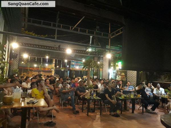 Sang quán cafe mặt tiền Đặng Thúc Vịnh