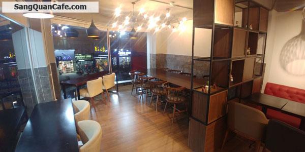 Sang quán cafe Hàn Quốc U DALLY
