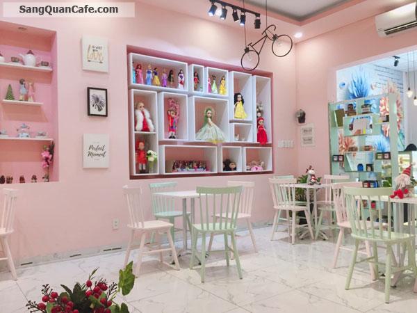 Sang nhượng Tiệm Trà - Bánh - Cafe Đường Lê Văn Sỹ