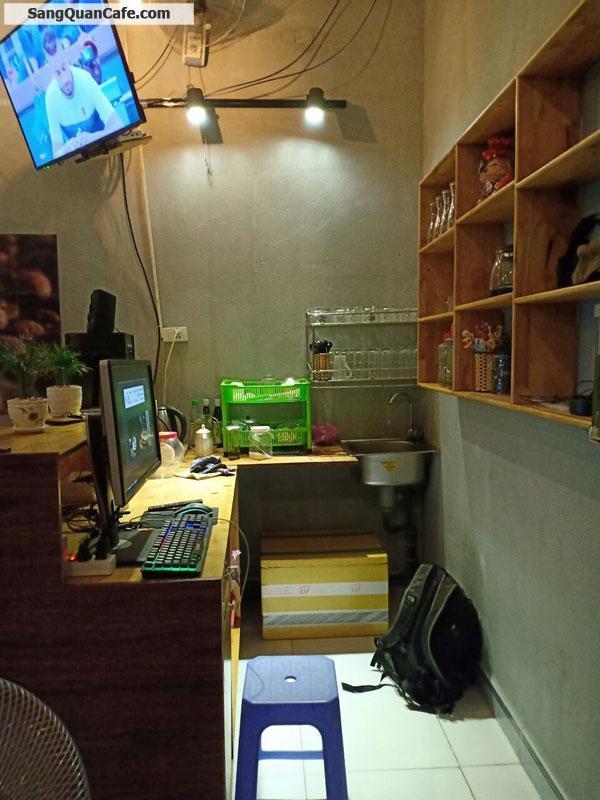 Sang quán cafe mặt tiền đường Thống Nhất