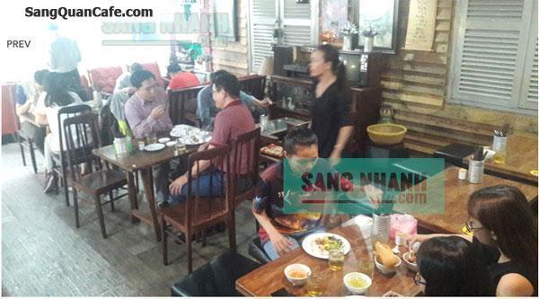sang hoặc là cho thuê quán cafe, cơm văn phòng khu CX Đô Thành