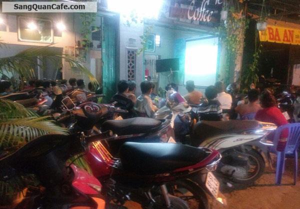 Sang quán cafe mặt tiền Nguyễn Thị Huê