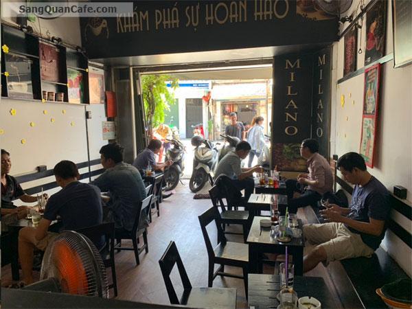 Sang quán Cafe Milano  đã hoat động lâu năm