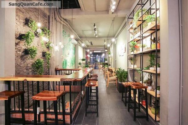 Sang quán cafe giá rẻ nhât khu vực