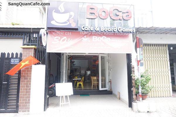 Sang quán cafe Bo Ga đang kinh doanh