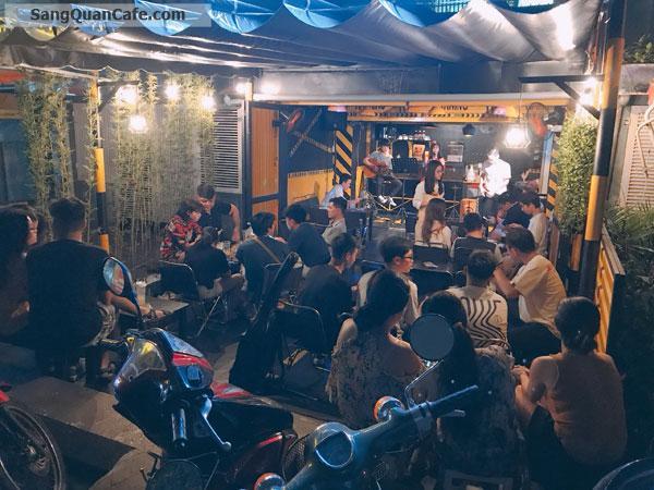 Sang quán cafe Mặt tiền View Sông Cư Xá thanh Đa