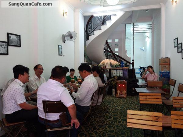 Sang quán cafe cơm văn phòng có 8 PN cho thuê