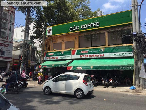 Sang nhượng 2 quán cafe đang kinh doanh tốt tại Q. 10