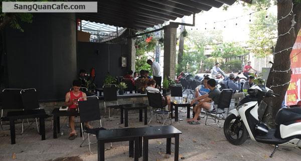 Sang quán cafe Hữu Cơ chưa khai trương