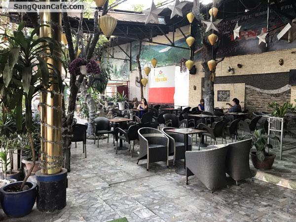 Sang quán cafe DJ sân vườn quận 6