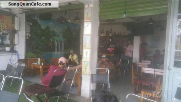 Sang quán cafe quán hoạt động ổn định quận 7