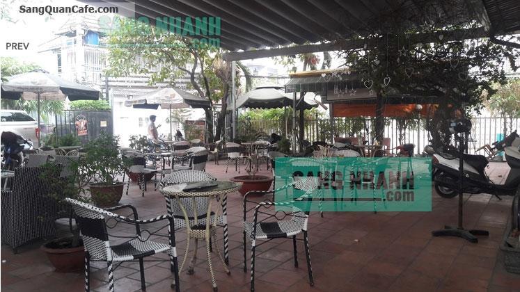 Cần sang quán cafe sân vườn giá rẻ quận Bình Tân