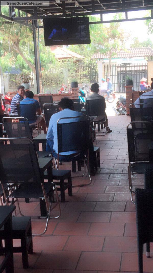 Sang Cafe Góc 2 mặt tiền đường CMT8