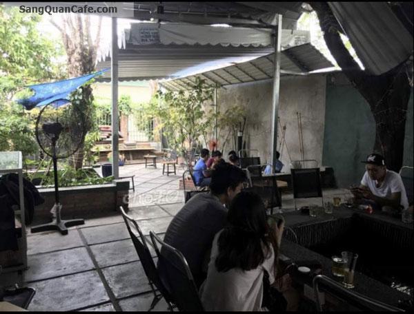 Sang quán cafe sân vườn thoáng mát
