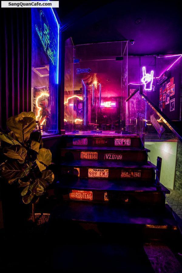 Sang quán cafe Lounge trung tâm quận 1