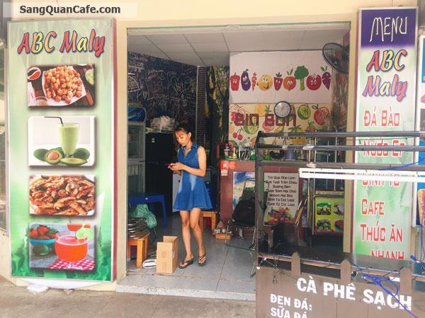 Sang Cafe Góc 2 MT Vỉa hè rộng Khu Học Viện Cán Bộ