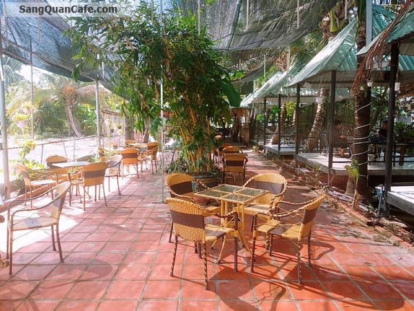 Sang lại quán cafe Sân Vườn Võng BiDa