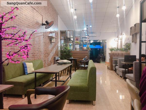Sang quán Cafe Trà Sửa Ads House