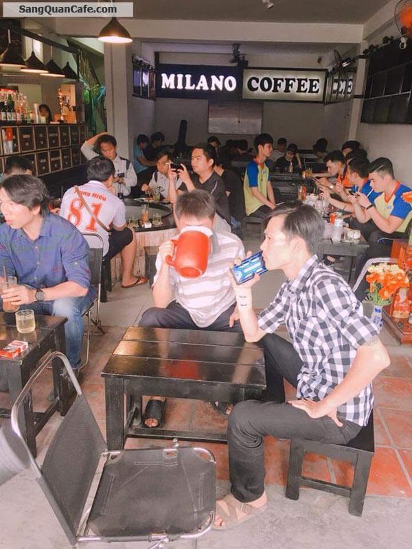 Sang lại quán cafe Milano