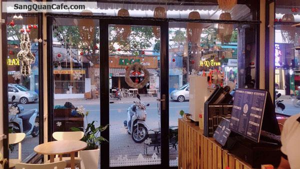 Sang quán cafe, trà sữa gần ngã 3 đường Phan Trung Biên Hoà
