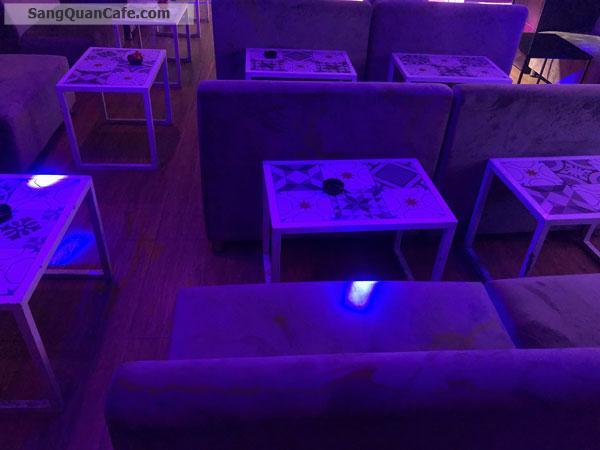 Sang quán Cafe DJ mặt tiền Quận 7 , Khu cư xá Ngân Hàng