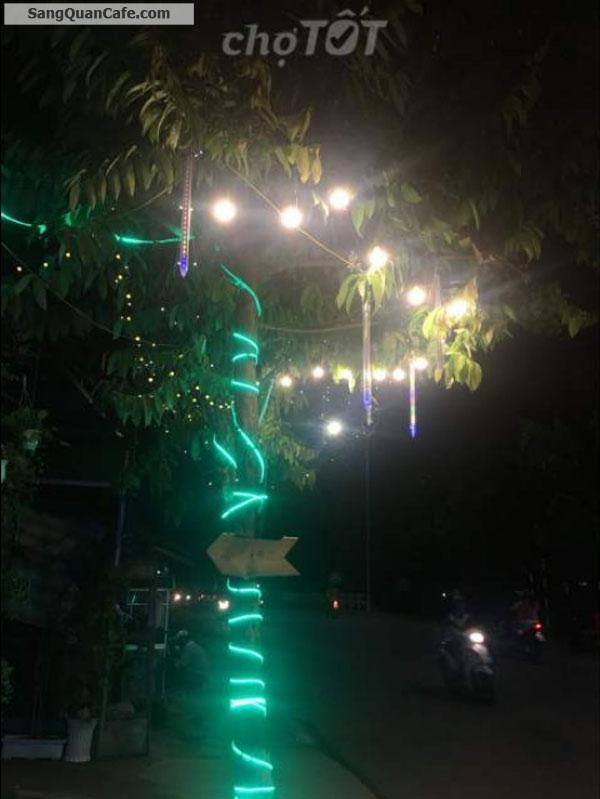 Sang quán cà phê Mộc Nhi gần ngã 4 an sơn -