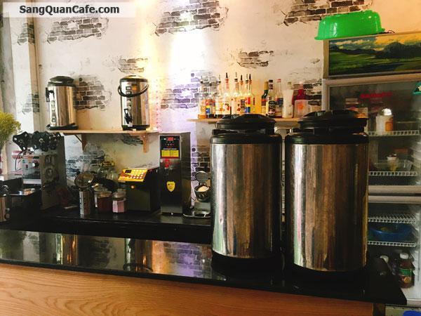 sang gấp quán Cafe, trà sữa MB đẹp