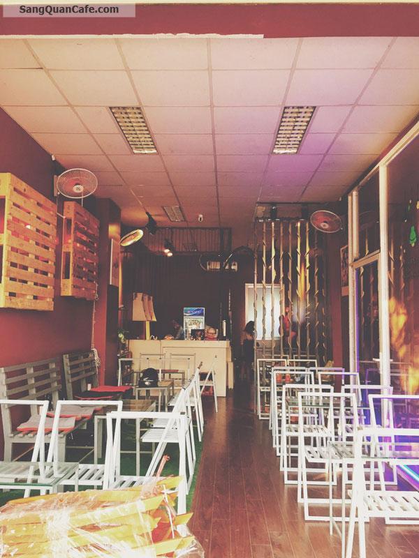 Sang quán cà phê đang kinh doanh tốt