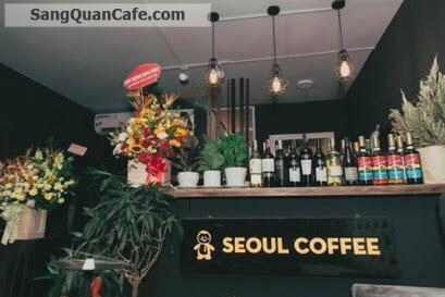 Cần sang nhượng lại quán cà phê Seoul Coffee
