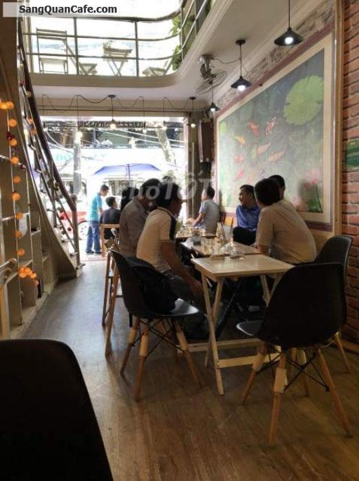 Sang quán cà phê Khu vực nhiều văn phòng công ty