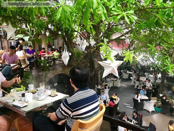 Cần sang gấp quán Cafe Sân Vươn & Restaurant