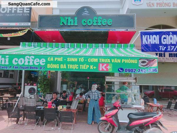 Sang Quán Cafe - Cơm Văn Phòng quận 7