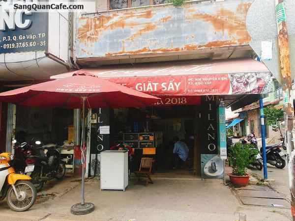 Cần sang quán Cafe Nhà Nguyên 2 Mặt Tiền