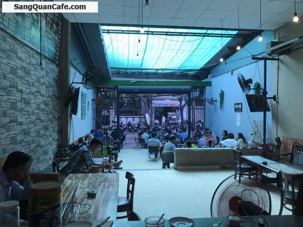 Cần Sang quán Coffee 6m x 24m
