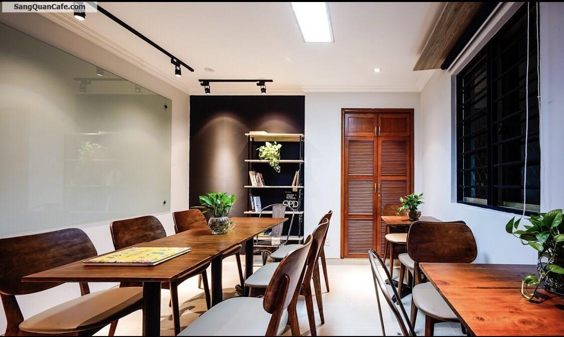 Sang quán Cafe cơm văn phòng Đường Nguyễn Thị Minh Khai, Phường Bến Nghé, Quận 1