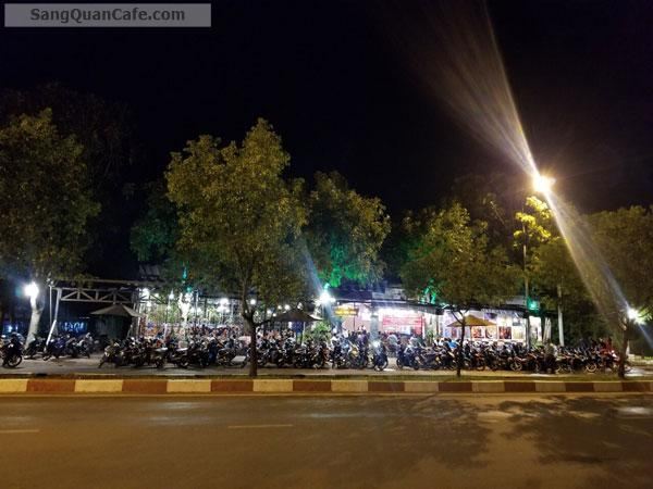 Sang quán cafe sân vườn, phòng lạnh  tại Tp. Bạc Liêu