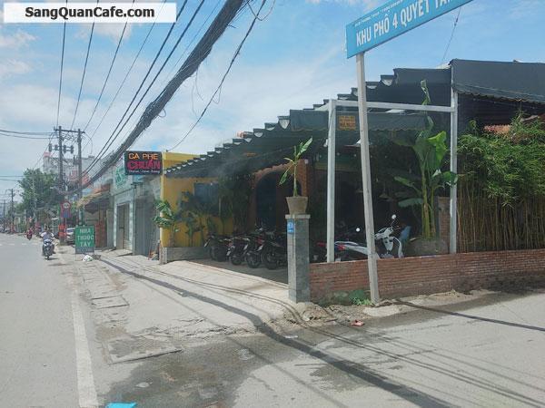 Cần sáng quán cafe 2 Mặt Tiền Quận 9