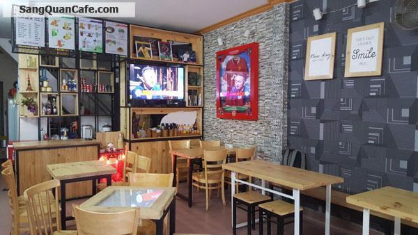 Sang quán cafe khu nhiều cty, văn phòng