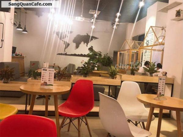 Sang lại quán Cafe tại Chung cư F4