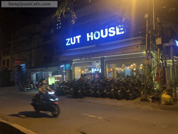 Sang quán cafe - trà sữa 2 mặt tiền đường 20m