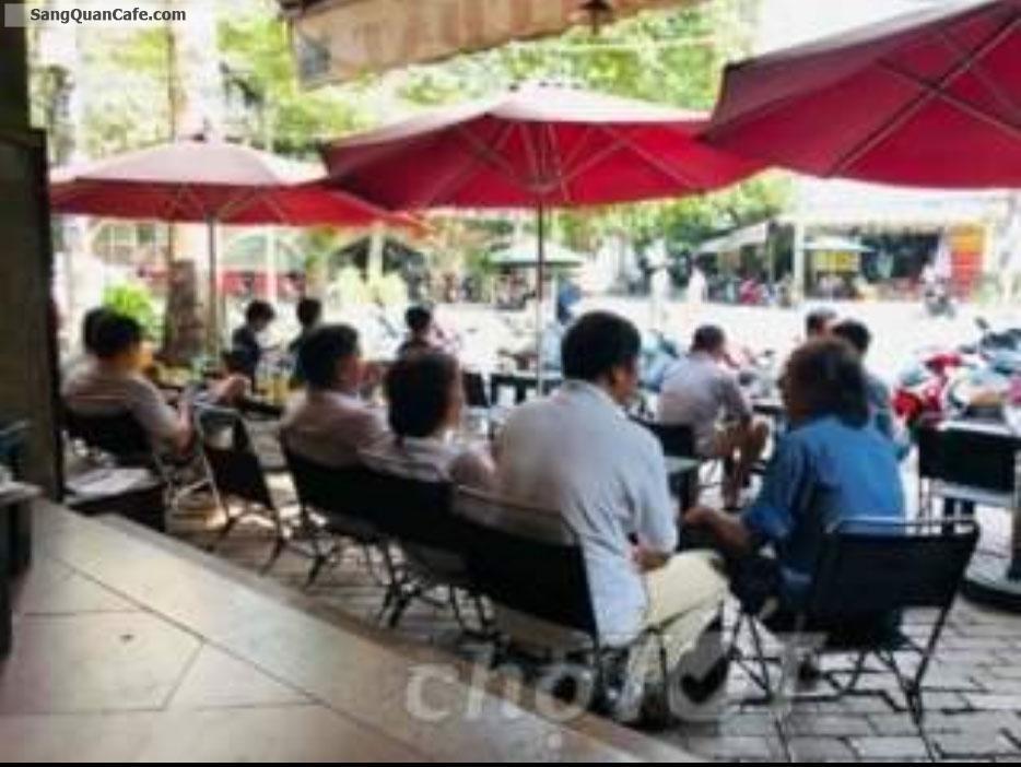 Sang quán cà phê 2 mặt tiền Bình Thạnh