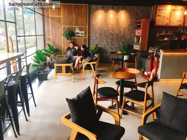 Sang Cafe Shop House 2 mặt tiền 8m x 17m
