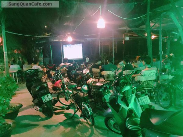Sang quán Cafe Quán Lan Euro Bình Dương