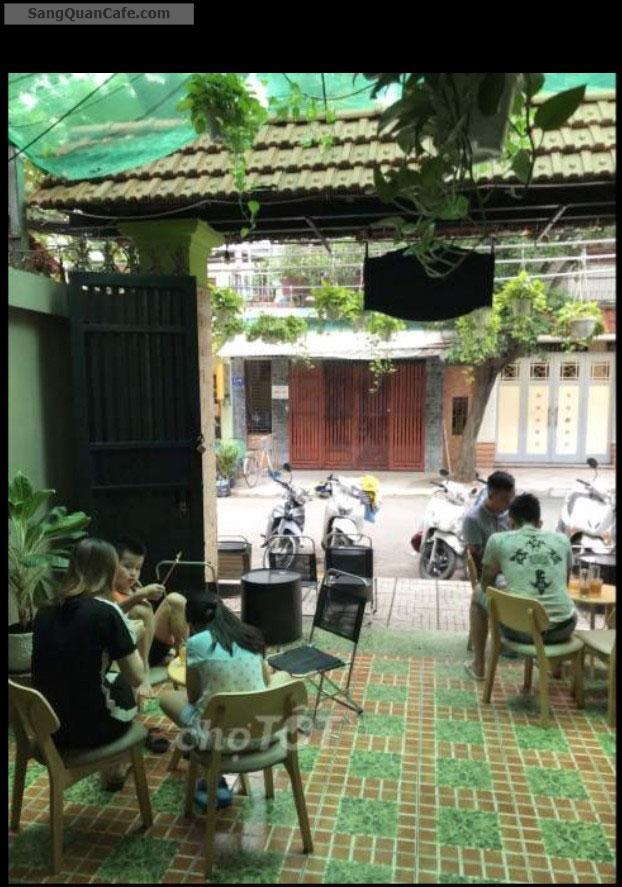 Cần sang nhượng quán cafe khách đông thường xuyên